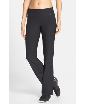 Nike 'Legend Classic' Dri-FIT Training Pants,  - Black