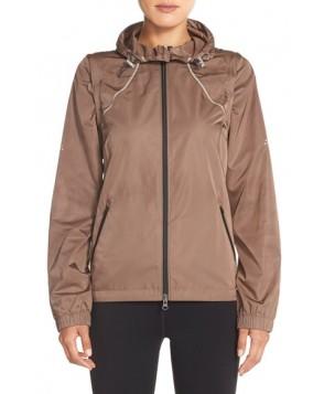 Zella 'Cloud Nine 2' Hooded Jacket,  - Metallic