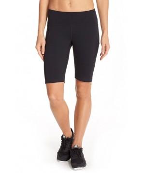 Zella 'Circuit' Bike Shorts,  - Black