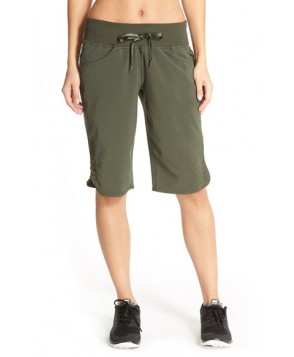 Zella City Shorts  - Green (Online Only)