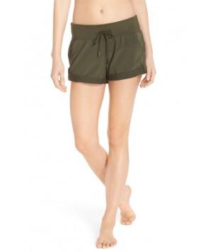 Zella 'Work It' Shorts,  - Green