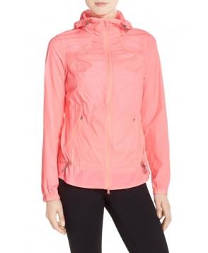 Zella 'Euphoria' Windbreaker Jacket,  - Pink