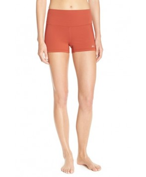 Alo 'Elevate' Shorts,  - Red