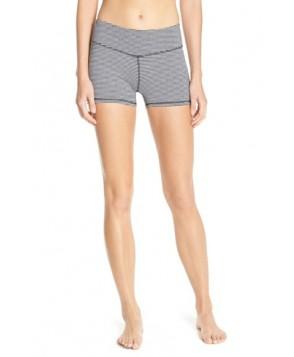 Zella 'Haute - Fair Game' Slim Fit Shorts