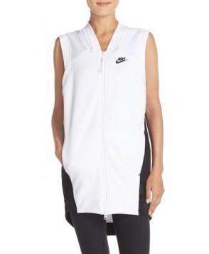 Nike Mesh Back Fleece Vest