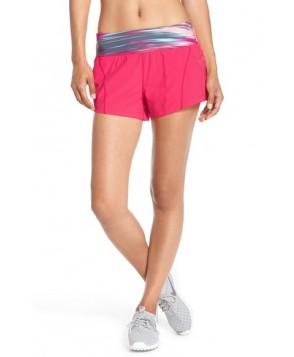 Zella 'Speedster' Running Shorts,  - Red