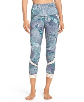 Zella Amour High Waist Crop Leggings