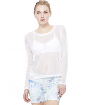 Alo Yoga Strata Long Sleeve Top