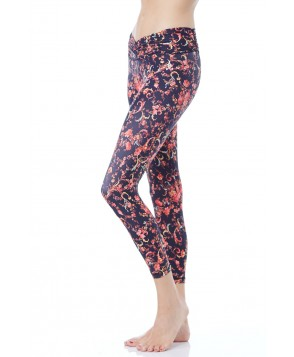 Balance Fit Wear Dolce Flower Renaissance Legging