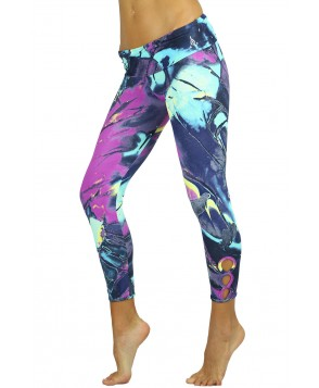 Balance Fit Wear Joy Legging - Blue Expanse