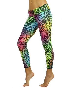 Balance Fit Wear Cheetah Joy Legging