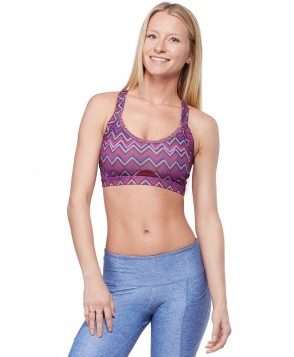 Glyder Open Heart Bra
