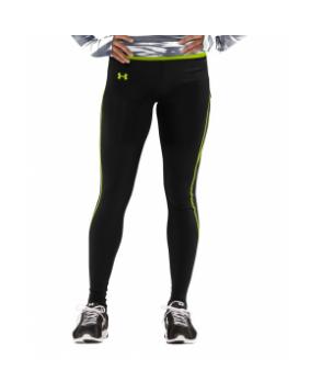 Under Armour ColdGearA Fitted Print Hit Leggings