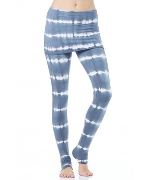 LVR Bamboo Stripe Leggings