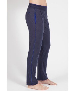 Numberlab Number Lab Jersey Pant - Blue