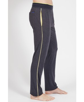 Numberlab Number Lab Jersey Pant - Charcoal
