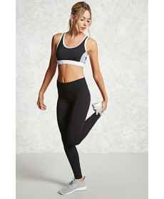 Forever 21  Active Foldover Leggings