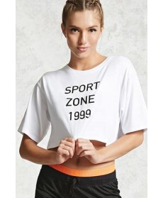 Forever 21 Active Sport Zone 1999 Top