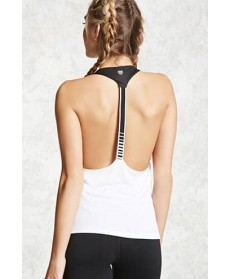 Forever 21 Active Get Moving Tank Top