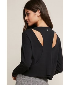 Forever 21 Active Racerback Top