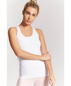 Forever 21 Active Ribbed Top