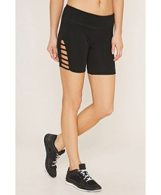 Forever 21 Active Cutout Shorts