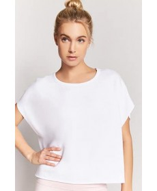 Forever 21 Active Boxy Top