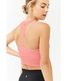 Forever 21  Active Ribbed Knit Tank Top