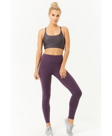 Forever 21  Active Nylon-Blend Leggings