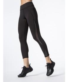 Carbon38 Medusa Stripe Crop Legging