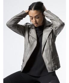 Carbon38 Leather Jacket