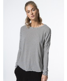 Carbon38 Relaxed Long Sleeve Tee