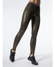 Carbon38 Disco City Glitter Legging