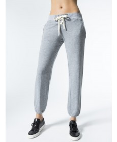 Carbon38 Dark Heather Lace up Sweats