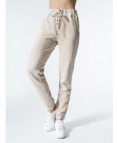 Carbon38 Lace up Sweatpants