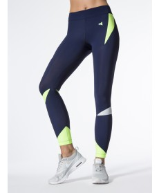 Carbon38 Alice Curve Slash Legging