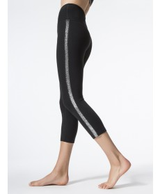 Carbon38 Fit and Trim High Waisted Midi Legging