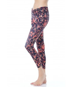 Balance Fit Wear Dolce Flower Renaissance Legging
