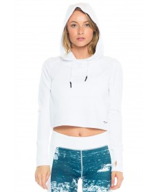 Industry Active Spirit Cropped Hoodie
