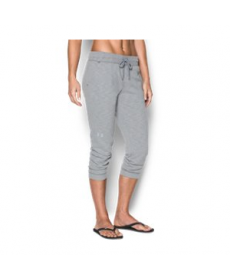 Under Armour Women's  Ocean Shoreline Terry Capris