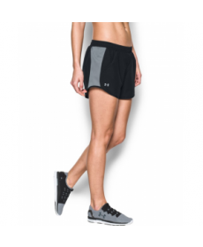 Under Armour Women's  Fly-By Perforated Run Shorts