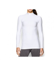 Under Armour Women's  ColdGear Long Sleeve Compression Mock