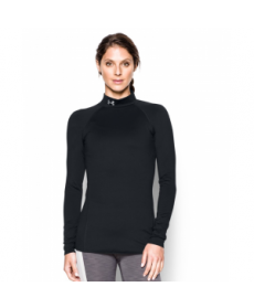 Under Armour Women's  ColdGear Infrared EVO Mock Long Sleeve