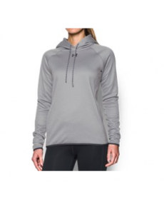 Under Armour Women's  Double Threat Armour Fleece Hoodie