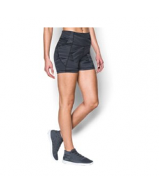 Under Armour Women's  Mirror Hi-Rise Printed Shorty