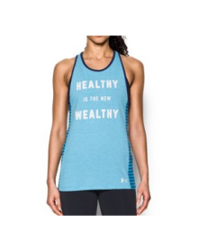 Under Armour Women's  Rest Day Healthy Wealthy Tank