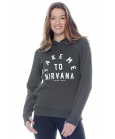 Spiritual Gangster Take Me to Nirvana Tribeca Hoodie