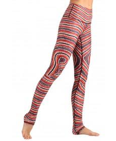 Yoga Democracy Snake X Yoga Legging