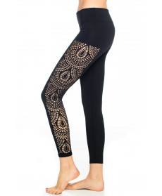 Yoga Design Lab Provocateur Peek-A-Boo Yoga Pant