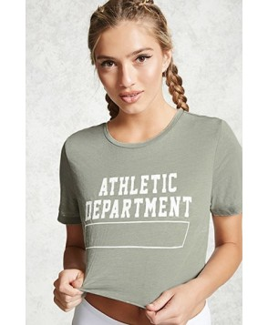 Forever 21  Active Athletic Dept Tee
